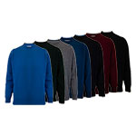 9951 ProQuip Cheviot Crew Neck Sweater
